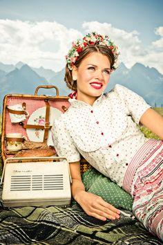 Tradition Spring Summer 2014 | Lena Hoschek Presseserver