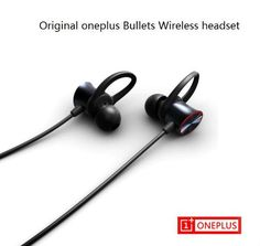 Oneplus Bullets Wireless Earphones (Original)  $105.89 free shipping You save 24% off the regular price of $140.00