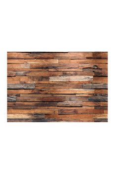 Brewster Home Fashions Wooden Wall Wall Mural