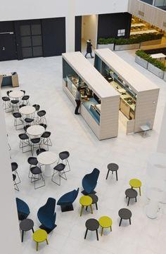 Scenario - amazing interior architecture!