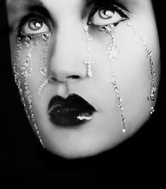 Crying Diamond Tears