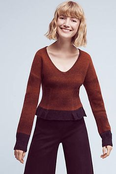 Of Interest Pullover