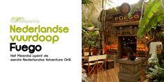 Vuurdoop op Het Meerdal: eerste Nederlandse Fuego is open!   Uitgebreide foto-update!