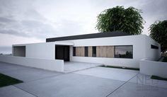 Zadanie projektu pre rodinný dom BALA je projekt domu, ktorý vychádza z predlohy investora. Architektúra ktorá obalila pôdorys investora vytvorila moderný.