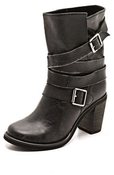 d2059e8c40e Jeffrey Campbell France Wrap Strap Boots on shopstyle.com Wedge Boots