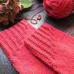 Ravelry: Socktober 2018 pattern by Tanja Steinbach Knitting Socks, Free Knitting, Knitted Dolls, Knitted Hats, Knit Shoes, Shoe Pattern, My Socks, Crochet Yarn, Needlework