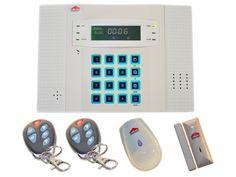 Sistem de alarma GSM wireless  http://www.a2t.ro