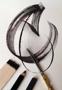 Rachel Yallop: A good calligrapher can do many things with one tool – it is skill not the tool that produces the result. | Calligraphy Masters | Scoop.it
