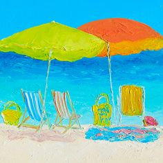 Sunny Days!   #beachbathroomdecor #beachcanvasart #beachdecor #coastalwallart #canvasartprints #beachhousedecoratingideas #beachcottagedecor