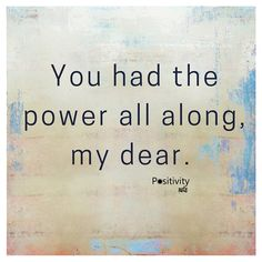 You have the power to change your life. #positivitynote #upliftingyourspirit