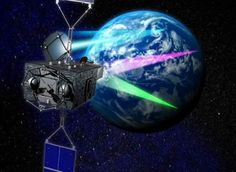 Japan has serious plans to send a solar-panel-equipped satellite into space that could wirelessly beam a gigawatt-strong stream of power down to earth and power nearly 300,000 homes.
