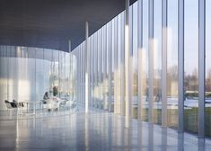 Louvre Lens by SANAA and Imrey Culbert photographed by Julien Lanoo