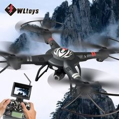137.53$  Watch now - http://alivqh.worldwells.pw/go.php?t=32734654665 - WLtoys Q303 - A 5.8G FPV RC Drone With 720P Camera 4CH 6-Axis Gyro RTF Quadcopter Remote Control Dron Toy High Quality 137.53$
