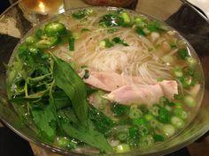 vietnamese food pho ga
