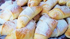 Vegetarian Recipes, Cooking Recipes, Hungarian Recipes, Bread And Pastries, Pretzel Bites, Hot Dog Buns, Sweet Treats, Sandwiches, Food And Drink
