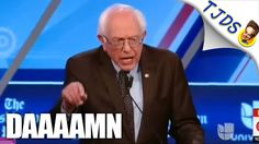 "Bernie Sanders To Wall ST. ""I Am 'Dangerous!"", The Young Turks FREAK OUT!"