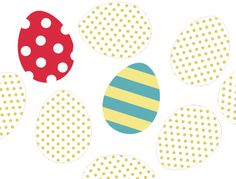 Easter Eggs Memory Game - Pinned by @PediaStaff – Please Visit ht.ly/63sNtfor all our pediatric therapy pins