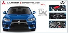 Mitsubishi Lancer 2012 Repair Service mManual: Mitsubishi Workshop Repair…