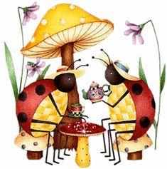 ❤️ BLA, BLA, BLA..... COFFEE TIME!!!....A CUP OF LOVE!!!!!♥️☕️