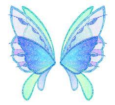 Calixte's Harmonix Wings by PrettieAngel