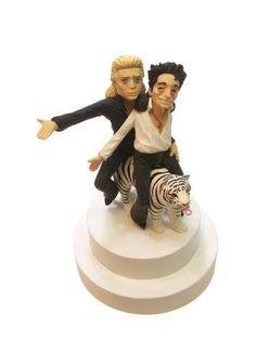 unorthodox cake toppers - With wedding season in full gear, brides and grooms will be on the hunt for unique decorations and designs, why not include these unorthodox cake t. Fun Wedding Cake Toppers, Wedding Cakes, Stranger Things Have Happened, Grooms, Wedding Season, Brides, Sci Fi, Classy, Disney Princess