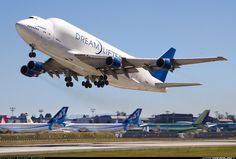 Boeing 747-409(LCF) Dreamlifter - Fisher Price Jet ...