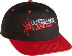 NCAA Richmond Spiders Secondary Mascot College Snap Back Team Hat, Black, One Size Eclipse Specialties. $14.24. Save 21% Off!