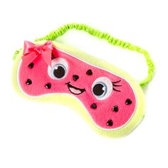Smiling Watermelon Sleep Mask | Claire's