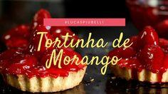 TORTINHA DE MORANGO | COMO FAZER? * Lucas Piubelli