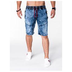 Stoere jog jeans voor mannen van het casual style merk Omb Fashion. De korte heren stretch spijkerbroek is voorzien van steekzakken. Deze stof is elastisch en geeft een heerlijk draaggevoel.  🇮🇹️ www.italian-style.nl 🇮🇹️  - Vragen? bel 0527-240817 of mail naar info@italian-style.nl - Snelle levering  - Ruime collectie - Webshop keurmerk - Scherpe prijzen