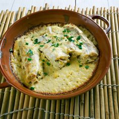 Filets de cabillaud à la crème Filets, Hummus, Creme, Nom Nom, Ethnic Recipes, Mille, Food, Lemon Cream, Seafood Recipes