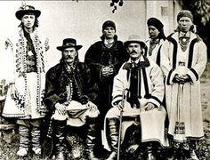Субетнос Бойки - мовчазні мешканці Карпат