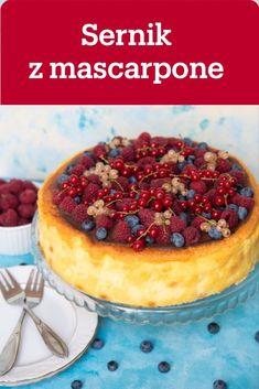 Cake Recipes, Dessert Recipes, Polish Recipes, Polish Food, Sweet Cakes, Diy Food, Cheesecakes, Mad, Deserts