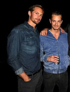 Alexander Skarsgard and Joel Kinnaman... Tall Gorgeous Swedes.
