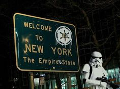 Id like new york so much better if it was tagged up like that