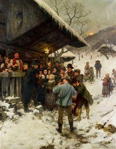 Dickens Christmas Carol, Lucerne, All Wall, Art Google, Fine Art America, Oil On Canvas, Greeting Cards, Wall Art, Illustration