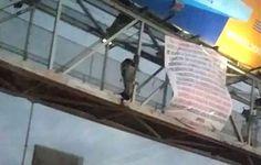 Cuelgan a dos hombres vivos en puente en Tamaulipas   El Puntero
