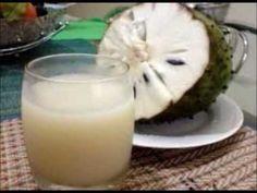 Video que habla sobre las propiedades y beneficios de consumir el fruto de la Guanábana.