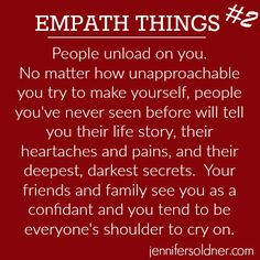 Empath Things