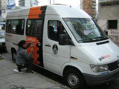 Grafica Vehicular Gobierno de la Ciudad de Bs, As,