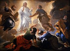 Jesus Appearance, South Indian Heroine, Philippe De Champaigne, The Transfiguration, Christian Artwork, Jesus Painting, Thunder And Lightning, Pentecost, The Son Of Man