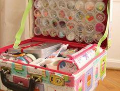 10 #Brilliant Ways to Repurpose a Suitcase ...