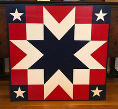 Fantastic recommendations to investigate Quilt Square Patterns, Barn Quilt Patterns, Square Quilt, Star Quilt Blocks, Star Quilts, Barn Quilt Designs, Quilting Designs, Barn Signs, Wood Signs