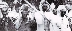During Prayer Jinnah