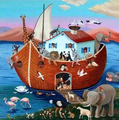 Lloveras vous connaissez ? - Chez careli Church Nursery Decor, Penny Parker, Wall Of Water, One With Nature, Naive Art, Artist Gallery, Illustrations, French Artists, Pictures To Paint