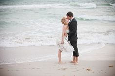 pinterest beach weddings | Wedding Couple On The Beach Pictures, Photos, and Images for Facebook ...
