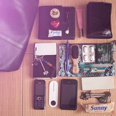 what`s in my bag