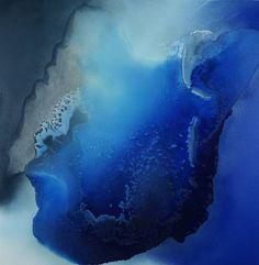 "Saatchi Art Artist Fintan Whelan; Painting, ""Sky Deep"" #art"