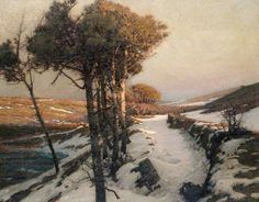 Samuel John Lamorna birch | Samuel John Lamorna Birch
