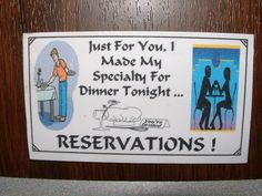 Reservations Refrigerator Magnet Business Card Size by Kats3meows, $4.99